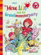 Cover-Bild zu Knister: Hexe Lilli und die Gruselmonsterparty