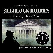 Cover-Bild zu eBook Sherlock Holmes und die ägyptische Mumie
