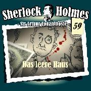 Cover-Bild zu eBook Sherlock Holmes, Die Originale, Fall 59: Das leere Haus