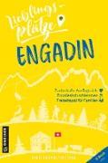 Cover-Bild zu Badraun, Daniel: Lieblingsplätze Engadin