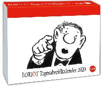 Cover-Bild zu Loriot Tagesabreißkalender Kalender 2020