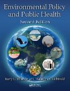 Cover-Bild zu Johnson, Barry L.: Environmental Policy and Public Health (eBook)