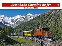 Cover-Bild zu Cal. Eisenbahn Ft. 31,5x23 2020