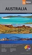 Cover-Bild zu Australia. 1:4'500'000