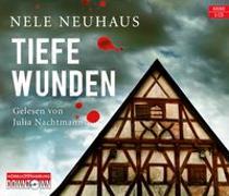 Cover-Bild zu Neuhaus, Nele: Tiefe Wunden (Ein Bodenstein-Kirchhoff-Krimi 3)