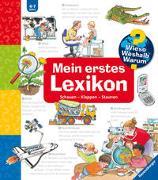 Cover-Bild zu Erne, Andrea: Mein erstes Lexikon