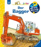 Cover-Bild zu Erne, Andrea: Der Bagger