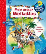 Cover-Bild zu Erne, Andrea: Mein erster Weltatlas