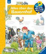 Cover-Bild zu Erne, Andrea: Alles über den Bauernhof