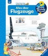 Cover-Bild zu Erne, Andrea: Alles über Flugzeuge