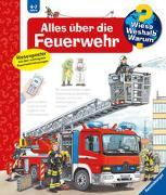 Cover-Bild zu Erne, Andrea: Alles über die Feuerwehr