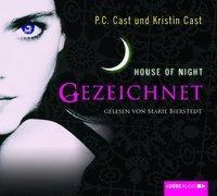 Cover-Bild zu House of Night - Gezeichnet