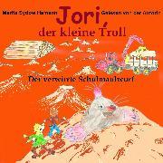 Cover-Bild zu eBook Jori, der kleine Troll
