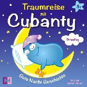Cover-Bild zu eBook Gute Nacht Geschichte - Strandtag