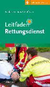 Cover-Bild zu Leitfaden Rettungsdienst von Flake, Frank (Hrsg.)