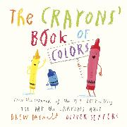 Cover-Bild zu Daywalt, Drew: The Crayons' Book of Colors