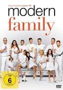 Cover-Bild zu James R. Bagdonas (Reg.): Modern Family - Staffel 10