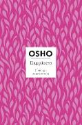 Cover-Bild zu Osho: Happiness (eBook)