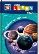 Cover-Bild zu Meierjürgen, Sonja: WAS IST WAS Erstes Lesen easy! Band 4. Entdecke den Weltraum