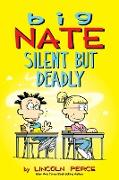 Cover-Bild zu Peirce, Lincoln: Big Nate: Silent But Deadly (eBook)