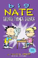 Cover-Bild zu Peirce, Lincoln: Big Nate: Thunka, Thunka, Thunka (eBook)