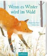 Cover-Bild zu Wenn es Winter wird im Wald von Bauer, Marion Dane