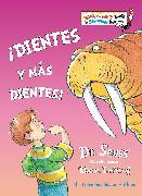 Cover-Bild zu ¡Dientes y más dientes! (The Tooth Book Spanish Edition)