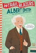 Cover-Bild zu eBook Trailblazers: Albert Einstein