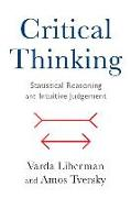 Cover-Bild zu Critical Thinking