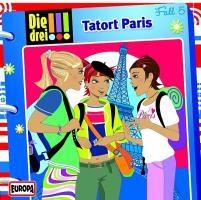 Cover-Bild zu Tatort Paris