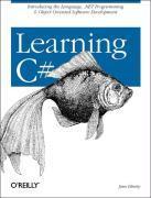 Cover-Bild zu Learning C#