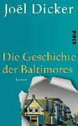 Cover-Bild zu eBook Die Geschichte der Baltimores