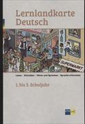 Cover-Bild zu Lernlandkarte Deutsch 1. bis 3. Schuljahr von Achermann, Edwin