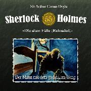 Cover-Bild zu Doyle, Arthur Conan: Sherlock Holmes, Die alten Fälle (Reloaded), Fall 55: Der Mann mit dem geduckten Gang (Audio Download)