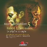 Cover-Bild zu Wakonigg, Daniela: Meister des Schreckens, Folge 5: Dr. Jekyll & Mr. Hyde (Audio Download)