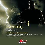 Cover-Bild zu Shelley, Mary: Meister des Schreckens, Folge 4: Frankenstein (Audio Download)