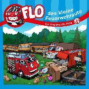 Cover-Bild zu eBook Ein Zug braucht Hilfe - Flo, das kleine Feuerwehrauto (13)