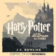 Cover-Bild zu eBook Harry Potter und die Heiligtümer des Todes