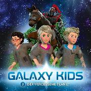 Cover-Bild zu eBook Der vergessene Planet (Galaxy Kids 3)