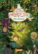 Cover-Bild zu Die Schule der magischen Tiere 11: Wilder, wilder Wald! (eBook) von Auer, Margit