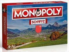 Cover-Bild zu Monopoly Schwyz