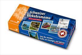 Cover-Bild zu Schweizer Verkehrsmemo