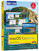 Cover-Bild zu macOS 10.15 Catalina Bild für Bild - die Anleitung in Bilder - ideal für Einsteiger und Umsteiger