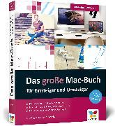 Cover-Bild zu Das große Mac-Buch für Einsteiger und Umsteiger