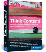 Cover-Bild zu Think Content!