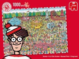 Cover-Bild zu Suche Wally - Rummelplatz