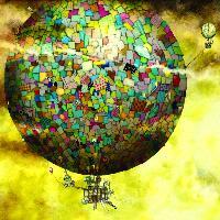 Cover-Bild zu Phantastische Ballonfahrt. Puzzle
