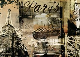 Cover-Bild zu Ravensburger Puzzle. Nostalgisches Paris