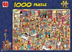 Cover-Bild zu Puzzle. Geburtstagsparty