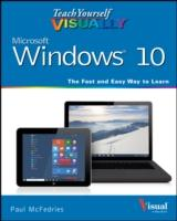 Cover-Bild zu Teach Yourself Visually Microsoft Windows 10